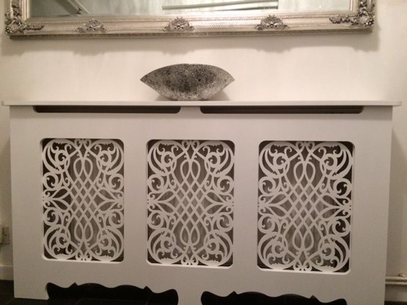 Wondrous French Style Radiator Cover Shabby Chic Download Free Architecture Designs Scobabritishbridgeorg